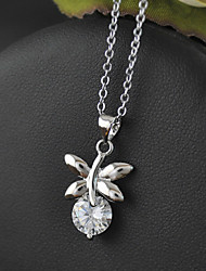 Women's Necklaces Crystal CZ Pendant Necklace for Women High Quality Gifts