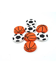 Basketball Football MagneticBuckle WhiteboardCreative Refrigerator MagnetMagnetic Beads