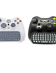 Messager chat de texto chatpad teclado mireless para Xbox 360 controlador inalámbrico