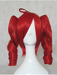 4 Colors Stylish  Cosplay Wig Synthetic Hair  Animated Wigs Girl's Cartoon Wigs Party Wigs