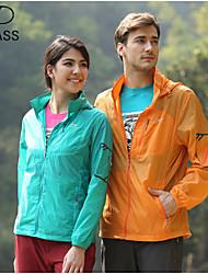 Women's Waterproof Raincoat Windbreaker Breathable Sunscreen Hiking Jacket