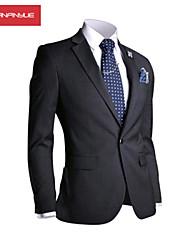 delgado un botón de la chaqueta del padrino de boda casual walk®men Manwan.