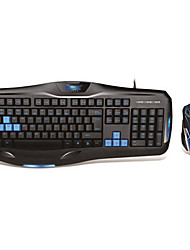 ZERODATE LD-911 Mouse &Keyboard Suit for Gaming