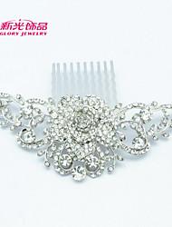 Popular Neoglory Jewelry Flower Bridal Weeding Hair Comb Accessory Tiara