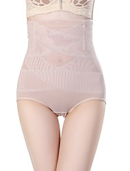 High Waist Abdomen Drawing Lift Up Hips Body Shaper Pants Postpartum Bodycare Pants Size L XL XXL