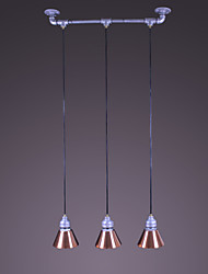 LED Pendant Lights /Classic/3W Bulb Included/Vintage/ Living Room/Bedroom/Dining Room