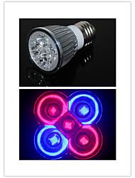 bestlighting 5 w 3 rouges + 2 rouge bleu / bleu AC100-240 v
