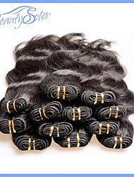 40Pcs 2Kg Lot Wholesale Cheap 5A Brazilian Virgin Hair Body Wave 100% Human Hair Extensions Color1B