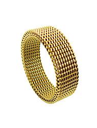 Men's Soft Titanium Ring