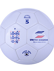 "Winmax® Outdoor PVC White ""England"" Pattern  5# Training Football\Soccer"