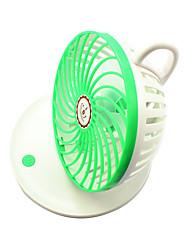 shqianjiatian®the novo fã de café mini ventilador usb pode ser pendurado fã desktop do escritório conveniente bd-03