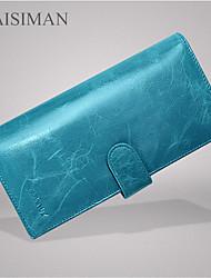 Sacola de Viagem/Bolsa/Carteira/Porta-cartões/Cases de Chaveiros (Pele/Couro Envernizado) Formal - Mulher com Fecho Zíper