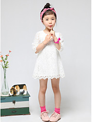 Kid's Casual/Cute Dresses (Mesh)