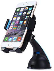 color de contraste Soporte de coche móvil clip de pie para el teléfono