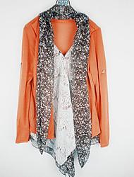 YISALA Women's Casual Two Piece Like Cardigan
