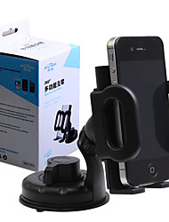 SHUNWEI® Car Dashboard 360 Angle Multi-Function Adjustable Mobile Phone Holder