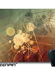 seenpin personalizado mouse pads design dos grafites