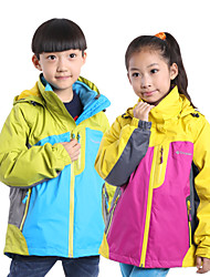 Tripolar Outdoor Children's jackets/The boys and girls Three in one jacket. FA5362X