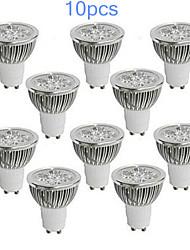 10pcs MORSEN® GU10 5W 350-400LM Light LED Spot Bulb(85-265V)