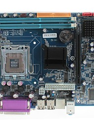intel g41 micro atx lga 775 ddr3 ordenador placa base