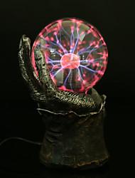 relâmpago luminoso cristal eletrostática bola mágica