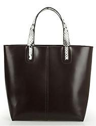 Bucket bag handbag hand bag big bag wholesale European and American fashion leather handbags
