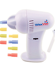 Cordless Safe Wax Vac Ear Cleaner