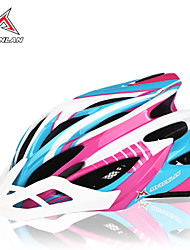 MYSENLAN Women's Mountain Sports Half Shell Cycling Helmet 28 Vents Cycling Helmet