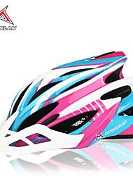 Capacete PC/EPS ) - Montanha/Estrada/Esportes/Half Shell - Mulheres 28 AberturasCiclismo/Ciclismo de Montanha/Ciclismo de