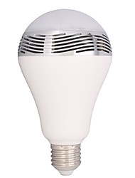 besteye®3w E27 100-240V Smart Bluetooth-LED-Lampe Multi-Color-LED-Licht mit drahtloser bluetooth Lautsprecher