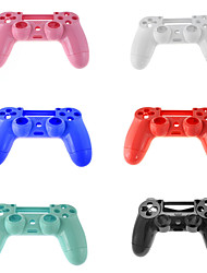 Plastic Hard Controller Housing Case Shell Cover Replacement for Sony Playstation 4