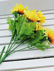 Wedding Décor Artificial Wonderful Sunflower  Decoration Home Decoration