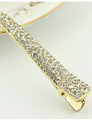 Women's Hairpin with Rhinestone