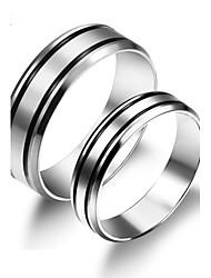 OPK®2PC Elegant Classic Three High-quality Lovers Ring