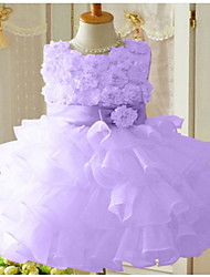 Kid's Cute/Party Dresses (Organza)