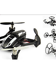 UDI U941 Aerial Remote Control Drone Four axis Gyroscope Morphing Aircraft In 4 Kinds of Model Helicopter