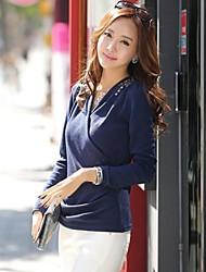 Rayon Vrouwen - Overhemd - Lange mouw