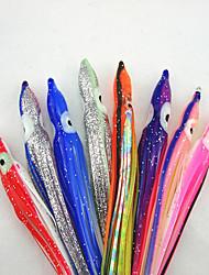 """Esche morbide / Esca Esche morbide 1.75 g / 1/18 Oncia , 90mm 100mm mm / 4"""" / 3-1/2"""" pollice 20 pc Pesca di mare ,Arancione / Rosa /"""