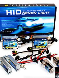 Lampe Frontale ( 15000K , Puissance élevée/Etanche/Pare-vent ) Xénon HID -Automatique/Véhicule de Transfert