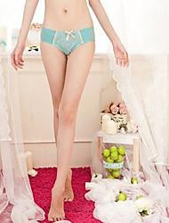 Para Mujer Bragas Panti Modelador - Algodón/Encaje