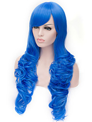 Selling The New Sapphire Curly Hair Wig High Quality Nylon Hair Wigs