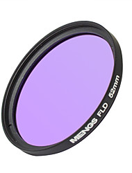 MENGS® 52mm FLD Fluorescent Filter For Canon Sony Nikon Fuji Pentax Olympus Etc Digital Camera