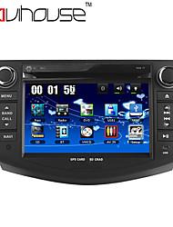 "7 ""TFT lettori DVD 2 DIN per 2006- 2012 Toyota RAV4 con Bluetooth, GPS, iPod, RDS, atv, 3g, FM / AM"