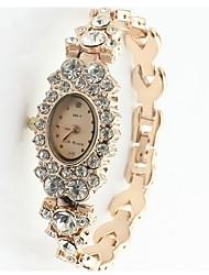 Mujer Reloj de Moda Aleación Banda Reloj de Pulsera