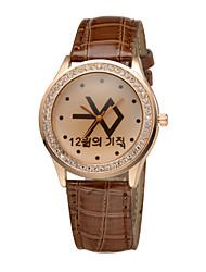 senhoras moda neve ponto 5 cores cristal strass diamante relógios mulheres estudantes vestido ocasional de quartzo relógio de pulso