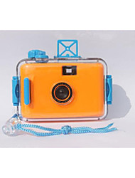 Twill Upgraded Version of Repetitious LOMO Camera Waterproof Camera for Underwater 13.1ft Diving(Assorted Colors)