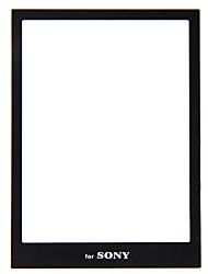 Nicefoto pantalla de protección de vidrio a prueba de pantalla hd sony rx100 ultrafino película protectora de adsorción electrostática