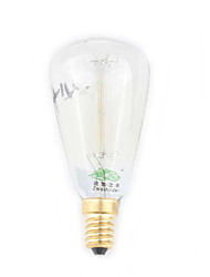 Zweihnder E14 30W 400LM 2700-3000K Incandescent Tungsten Warm Light Candle Light(new products,AC 220-240V)