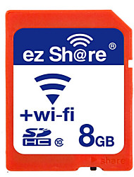 ez Share 8GB Wifi  card Class SD Memory