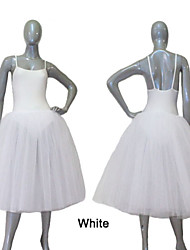 Nylon/Lycra Romantic Tutus-Long Style /Performance Dance Tutus More Colors for Ladies and Girls